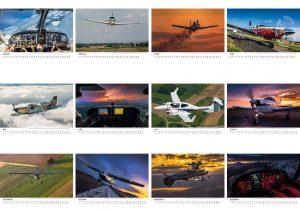 Kalender General Aviation 2019